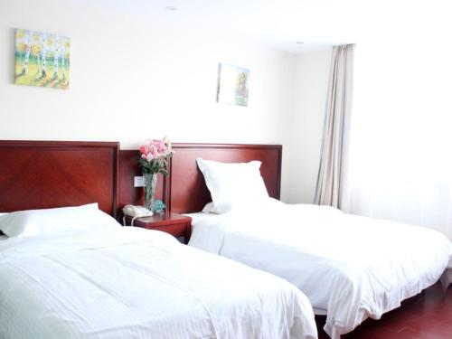 GreenTree Inn AnHui HuangShan Bus Station Business Hotel